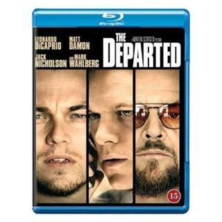 The Departed Blu-Ray