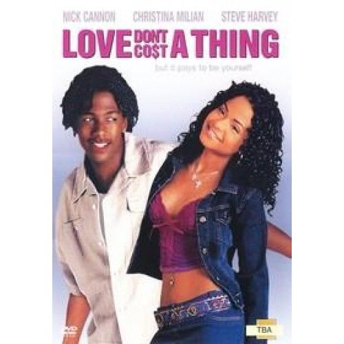 Love Dont Cost A Thing (DVD)