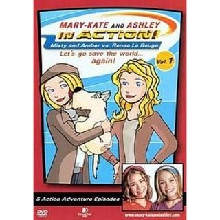 Mary-Kate And Ashley In Action