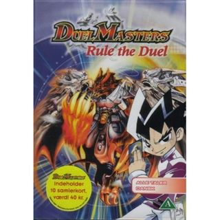 DuelMasters - Rule The Duel (D
