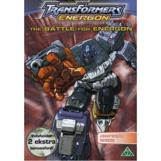 Transformers Energon - Battle