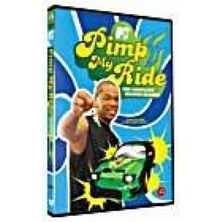 Pimp My Ride - Sæson 2 (2 DVD)