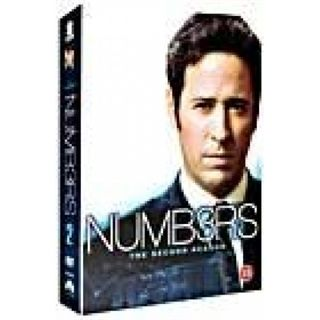 Numb3rs - Sæson 2 (DVD)