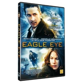 Eagle Eye (Steelbook) (DVD)