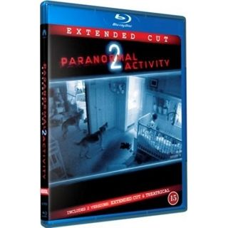 Paranormal Activity 2 (Blu-Ray