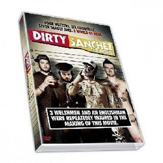 Dirty Sanchez - The Movie (DVD