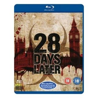 28 Weeks Later(Blu-Ray)