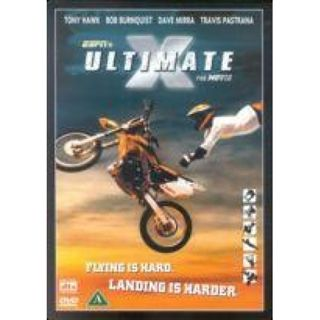 Ultimate X - The Movie (DVD)