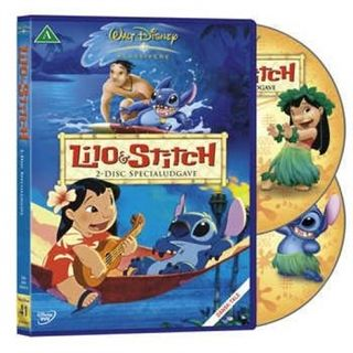 Lilo & Stitch - Specialudgave