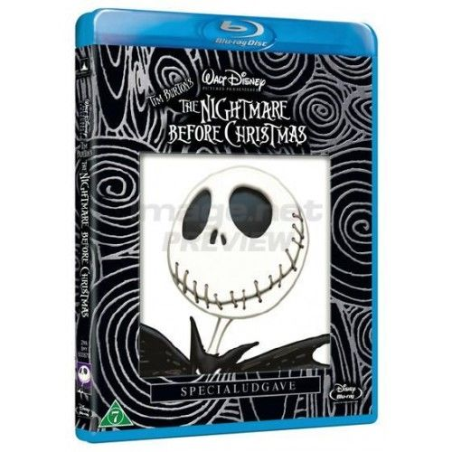 The Nightmare Before Christmas - Blu-Ray