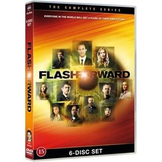 FlashForward - Sæson 1 (DVD)