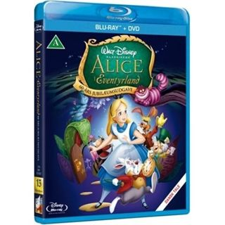 Alice I Eventyrland (Blu-Ray)