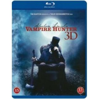 Abraham Lincoln - The Vampire Hunter - 3D Blu-Ray
