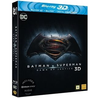 Batman V Superman - Dawn Of Justice - 3D Blu-Ray