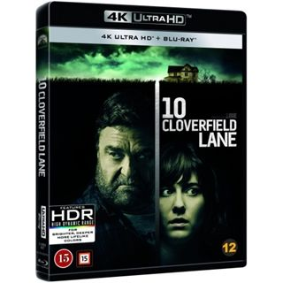 10 Cloverfield Lane - 4K Ultra HD Blu-Ray