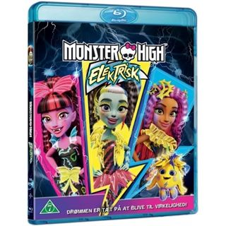 MONSTER HIGH: ELECTRIFIED BD