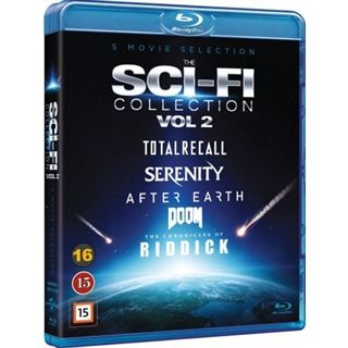 SCI-FI COLLECTION VOL. 2 BD