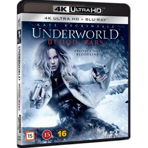 Underworld - Blood Wars - 4K Ultra HD Blu-Ray