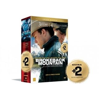 BROKEBACK MOUNTAIN + Bonus Movies