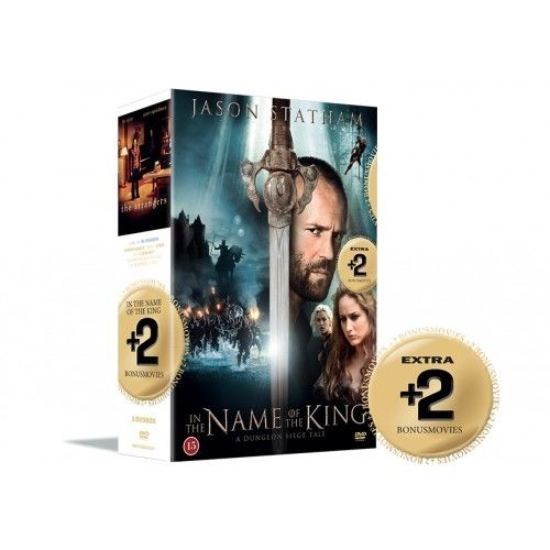 IN THE NAME OF KING + Bonus Movies