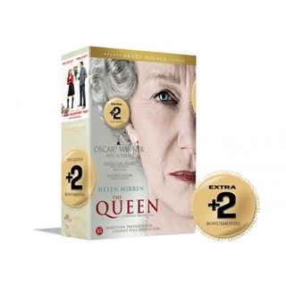 The Queen+ Bonus Movies