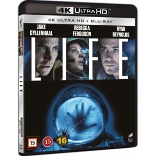Life 4K Ultra HD Blu-Ray