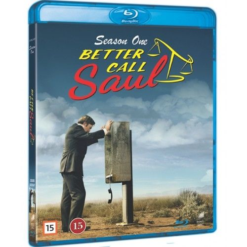 Better Call Saul - Season 1 Blu-Ray