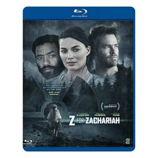 Z For Zacharia Blu-Ray