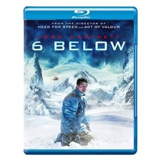 6 Below Blu-Ray