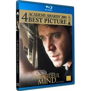 A Beautiful Mind Blu-Ray