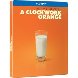 A Clockwork Orange - Steelbook Blu-Ray