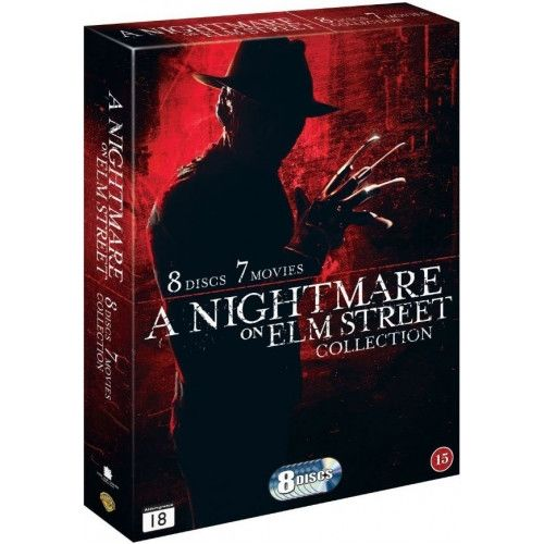 A Nightmare On Elm Street 1-7 Box
