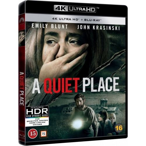A Quiet Place - 4K Ultra HD Blu-Ray