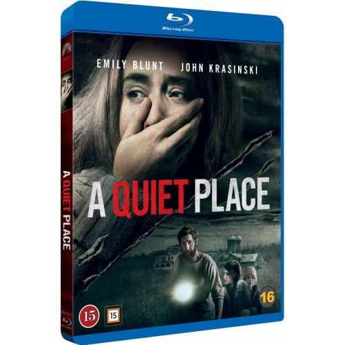 A Quiet Place Blu-Ray