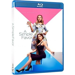 A Simple Favor Blu-Ray