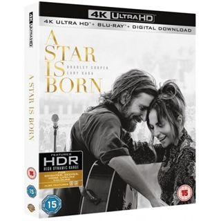 A Star Is Born 4K Ultra HD Blu-Ray