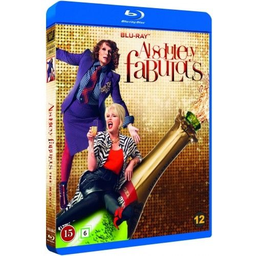 Absolutely Fabulous - The Movie Blu-Ray