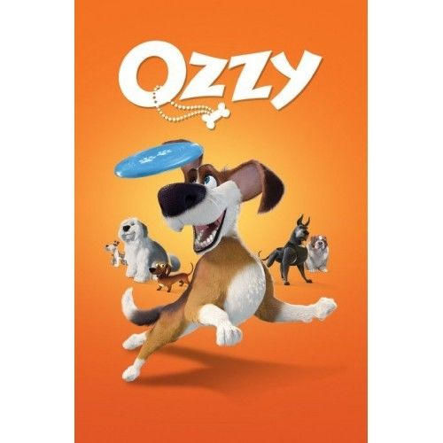 Adventures Of Ozzy Blu-Ray
