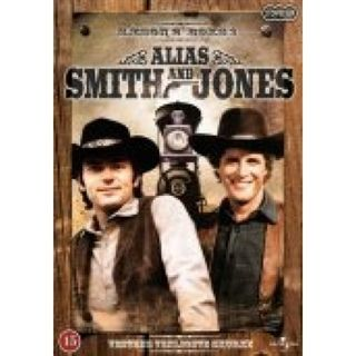 Alias Smith and Jones Season 2 box 1
