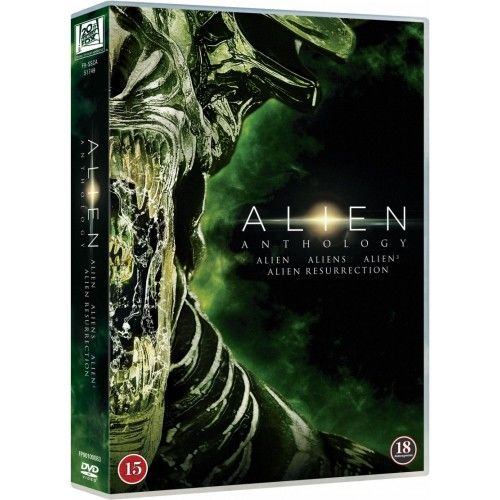 Alien - Anthology 1-4 (DVD)