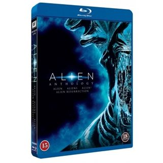 Alien Anthology 1-4 Blu-Ray