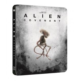 Alien - Covenant - Steelbook Blu-Ray