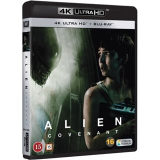 Alien - Covenant 4K Ultra HD Blu-Ray