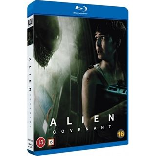 Alien - Covenant Blu-Ray