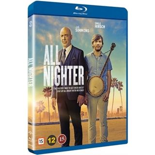 All Nighter Blu-Ray