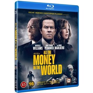 All The Money In The World Blu-Ray
