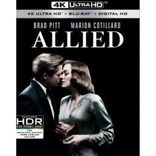 Allied - 4K Ultra HD Blu-Ray