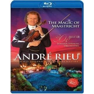 Andre Rieu - The Magic Of Masstricht Blu-Ray