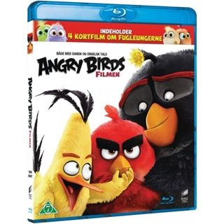 Angry Birds - The Movie Blu-Ray