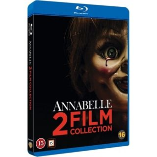 Annabelle 1-2 Blu-Ray Box